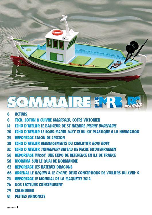 bateaux offshore miniatures