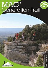 Mag' Generation-Trail n°25 mai/jun 2014