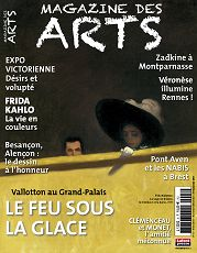 Magazine des Arts n°8 nov 13 à mar 2014