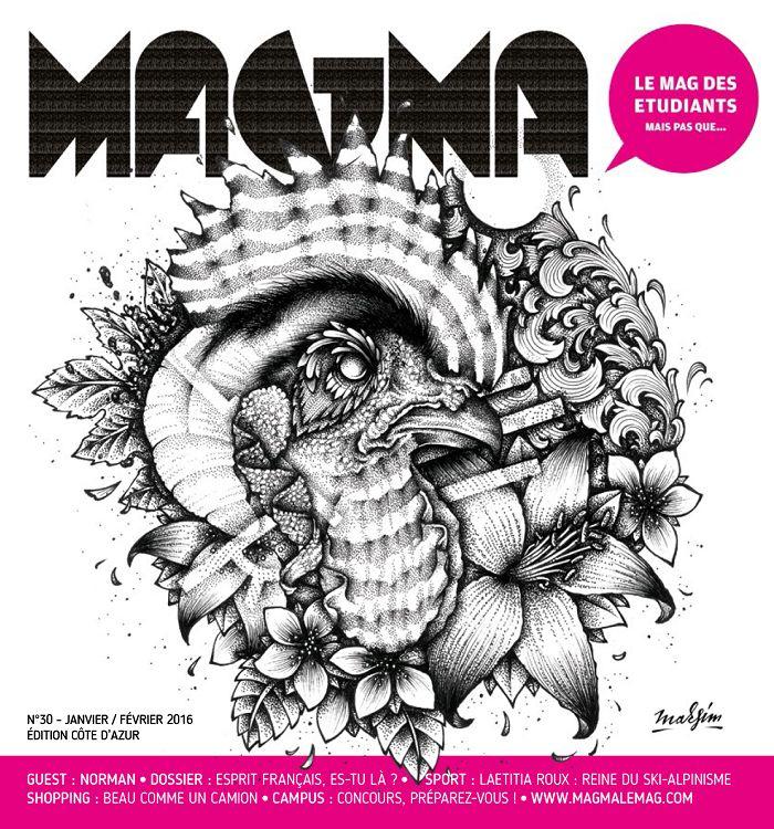 47 46 Page 2016 N°30 Janfév Magma 6RnXxX