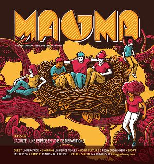 Magma n°46 sep/oct 2018