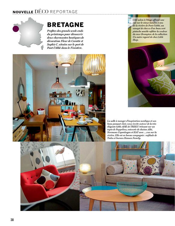 Maison d co travaux n 4 ao sep oct 2016 page 2 3 for Maison deco 2016