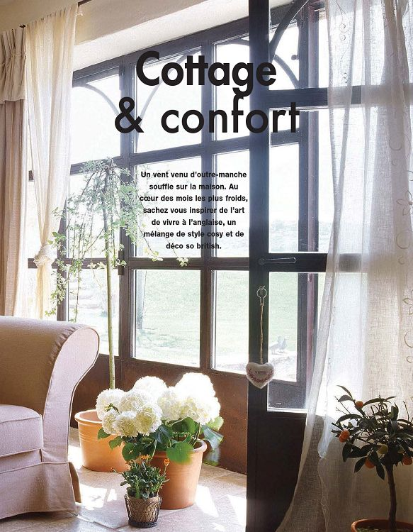 Maison Décoration Campagne n°2 nov/déc 2011 - Page 50 - 51 - Maison ...