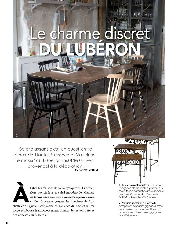 Maison Decoration Campagne N 3 Sep Oct Nov 2014 Page 72