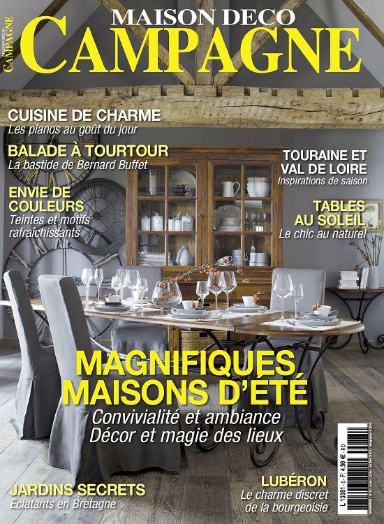 maison et dcoration magazine cool magazine maisons de campagne pas cher with maison et. Black Bedroom Furniture Sets. Home Design Ideas