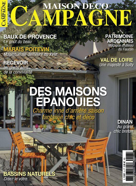 Maison Decoration Campagne N 6 Sep Oct Nov 2015 Page 2 3