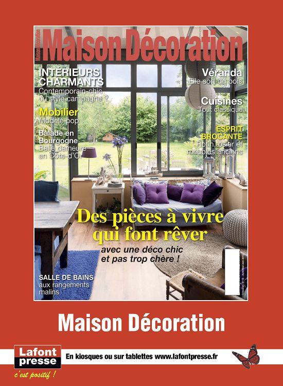 Maison decoration campagne magazine id es de d coration et de mobilier pour - Maison idees magazine ...