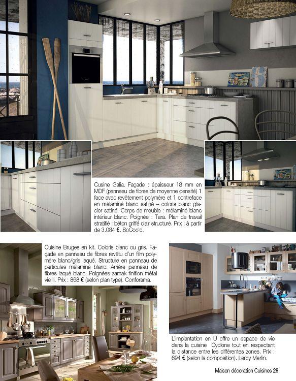 Maison Décoration Cuisines N10 Maijunjui 2014 Page 28