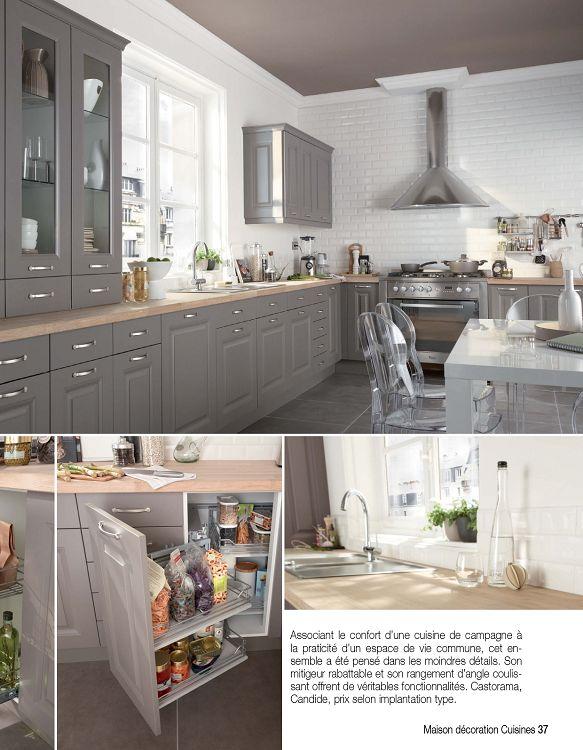 Maison Decoration Cuisines N 13 Fev Mar Avr 2015 Page 36 37