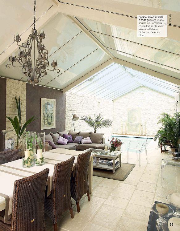 Maison d coration jardin travaux n 2 ao sep 2015 page 6 7 maison - Maison travaux decoration ...