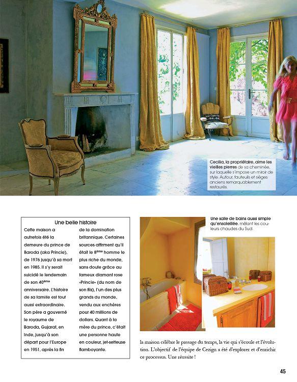 Maison d coration jardin travaux n 1 jun jui 2015 page 2 3 maison - Maison travaux decoration ...