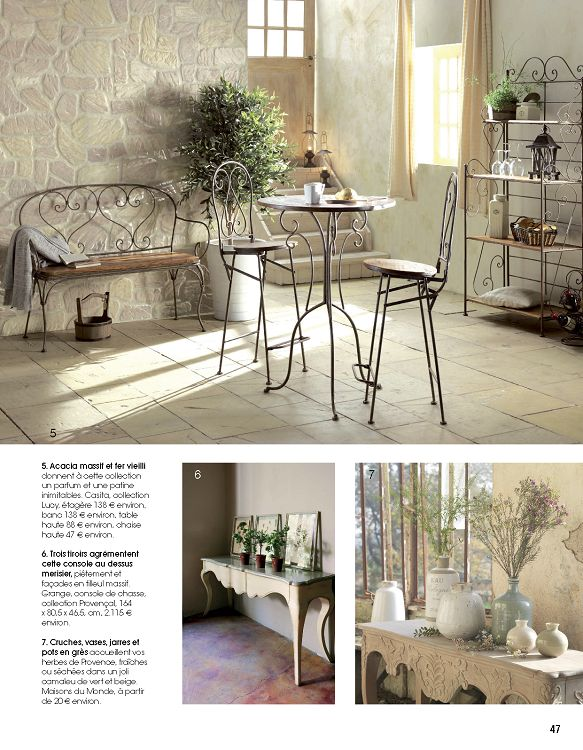 Magazines maison d co jardin - Maison decoration magazine ...