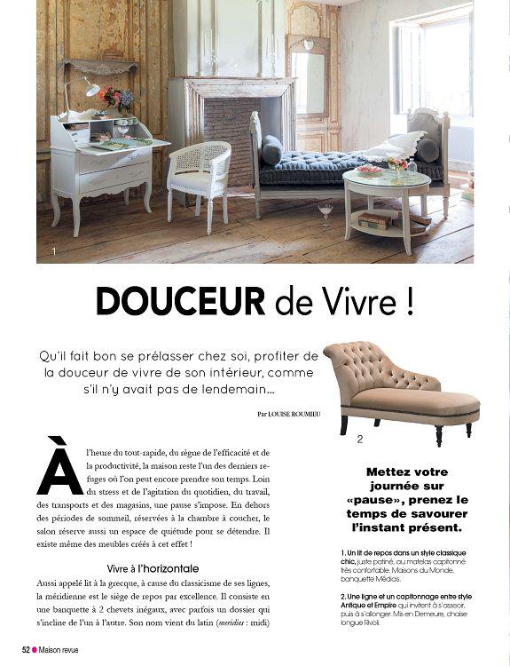 Maison revue n 3 jui ao sep 2016 page 2 3 maison for Revue de decoration maison