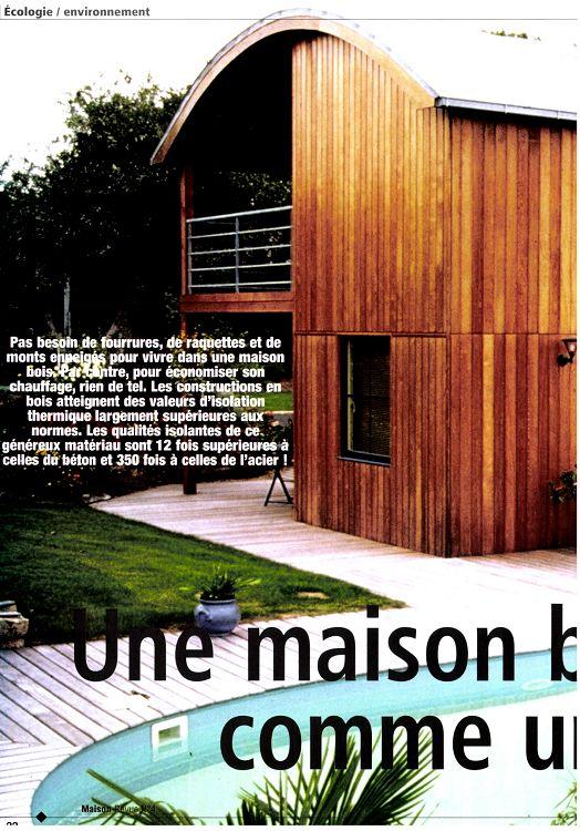 Maison Revue N4 Sepoct 2003 Page 62 63 Maison Revue