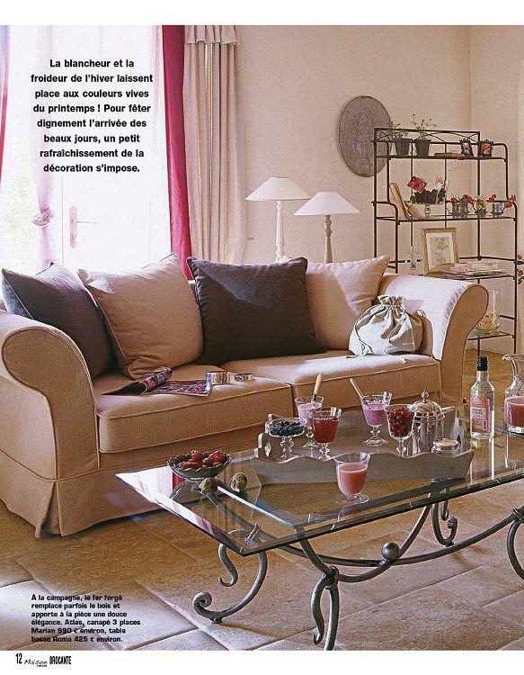 2012 Page Brocante Revue 71 Maijunjui Maison 70 N°10 CoBdWxer
