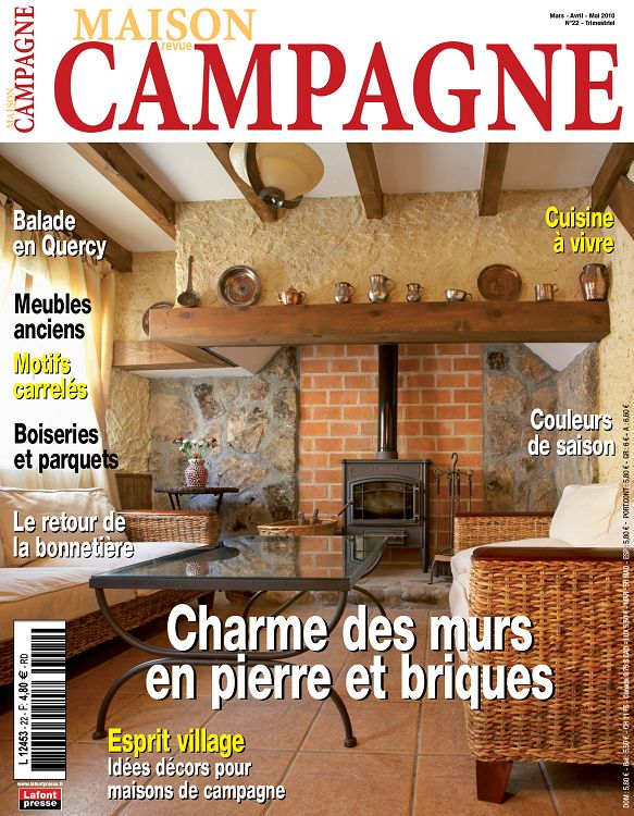 maison de campagne magazine great maison revue campagne n junjuiao u uac with maison de. Black Bedroom Furniture Sets. Home Design Ideas