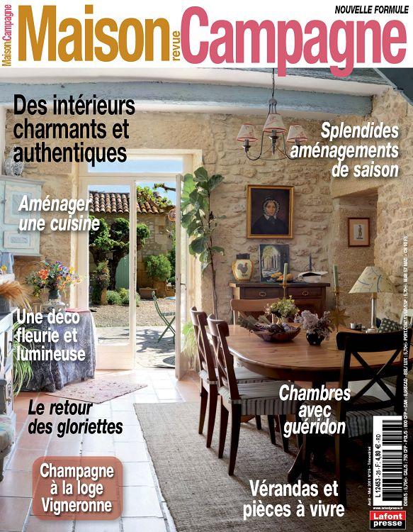 Maison Revue Campagne n°26 avr/mai 2011 - Page 36 - 37 - Maison ...