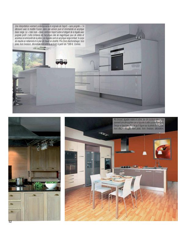 Maison Revue Cuisine n°3 oct/nov/déc 2011 - Page 2 - 3 ...