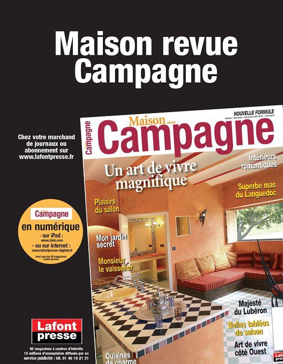 Maison revue d coration d coration int rieur maison for Revue decoration maison