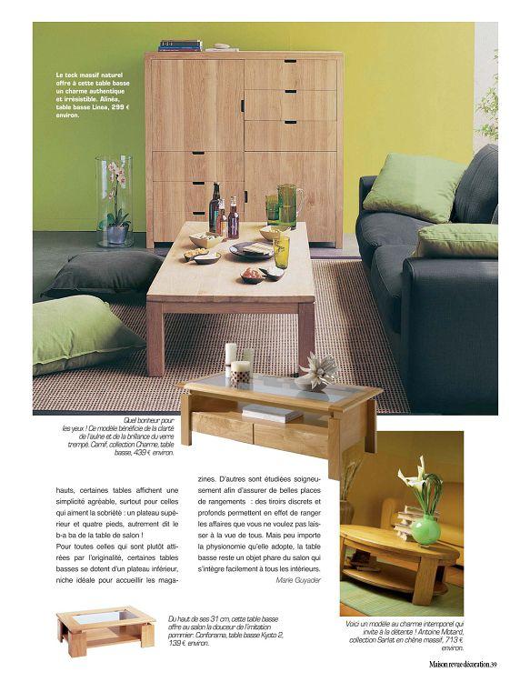 Maison revue d coration n 6 jui ao sep 2010 page 2 3 for Revue decoration maison