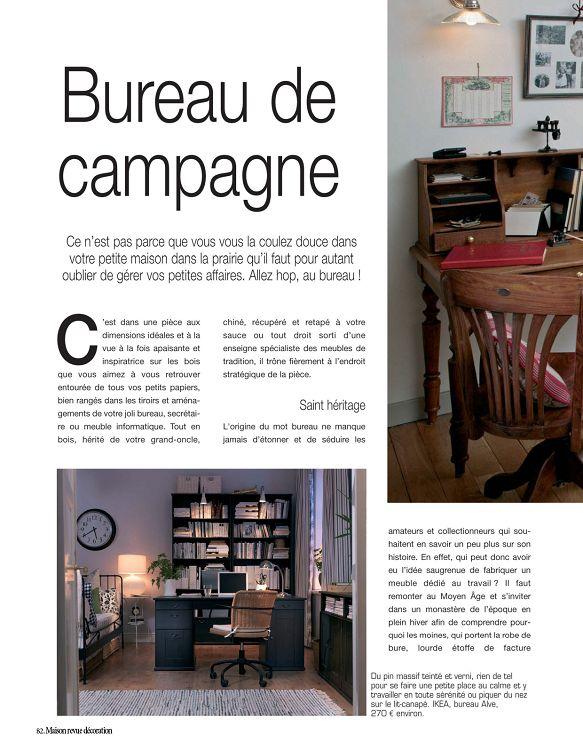 Maison revue d coration n 3 sep oct nov 2009 page 42 for Revue decoration maison