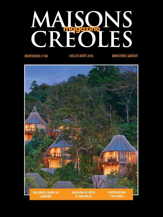 Maisons Creoles La Martinique Design Et Architecture Interieur