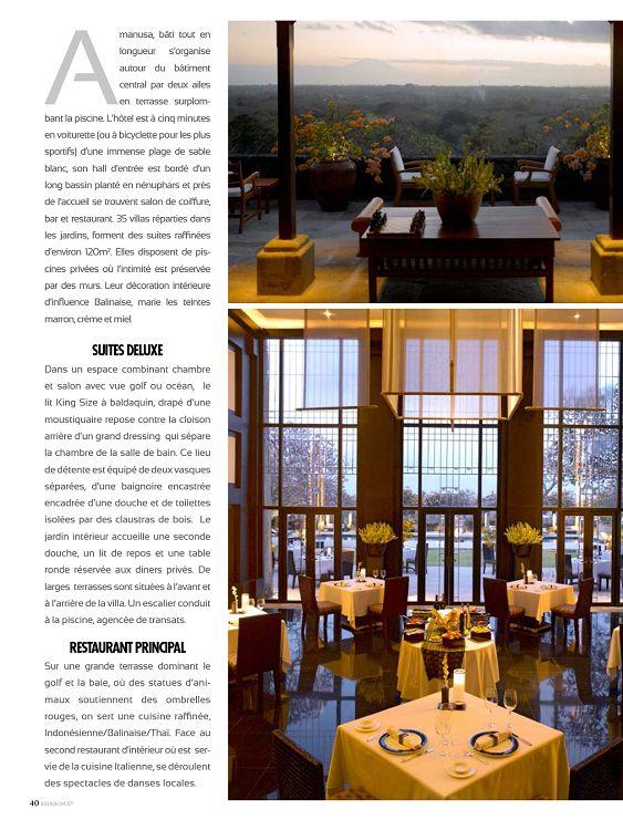 Design et architecture int rieur maison 1001mags for Architecture interieur pdf