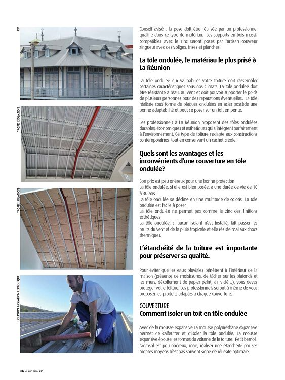 ravate professionnel réunion catalogue
