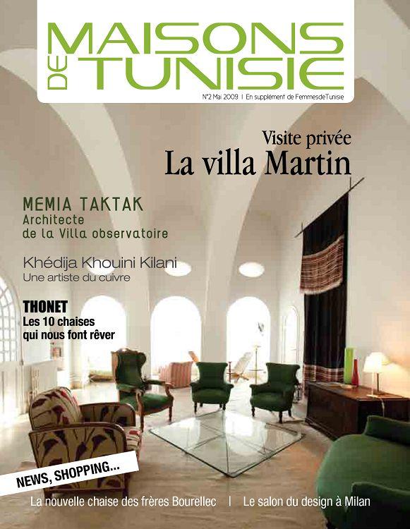 Maisons de tunisie n2 mai jun 2009