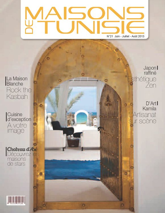 Maisons de tunisie n21 jun jui aoû 2013
