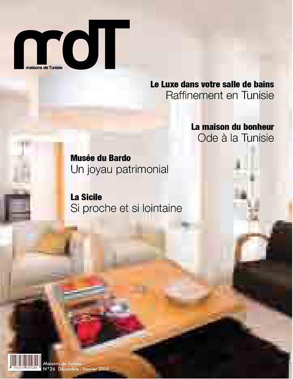 Maisons de tunisie n26 déc 14 jan fév 2015