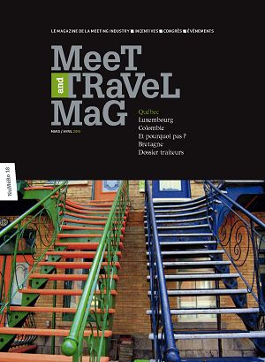 Meet and Travel Mag n°18 mar/avr 2013