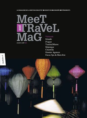 Meet and Travel Mag n°8 jui/aoû 2011