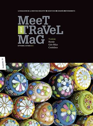 Meet and Travel Mag n°15 sep/oct 2012