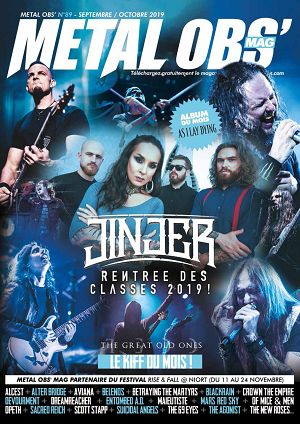 Metal Obs' Mag n°89 sep/oct 2019