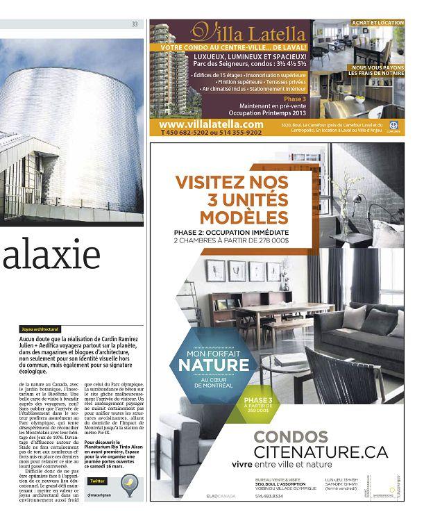 Métro Montréal n°2013-03-14 jeudi - Page 1 - Métro Montréal n°2013 ...