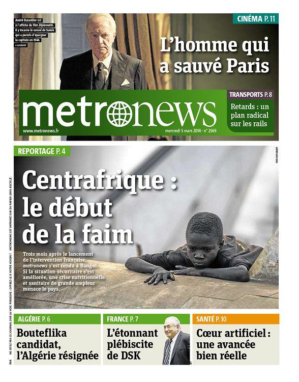 News pdf metro