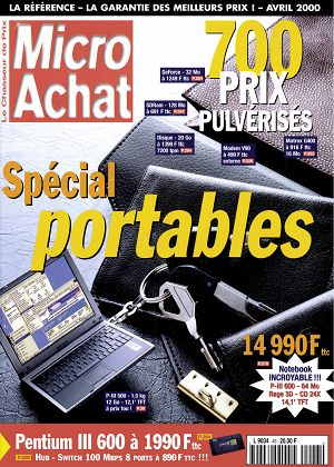 Micro Achat n°43 avril 2000