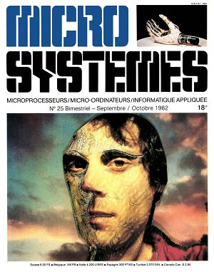 Micro Systèmes n°25 sep/oct 1982