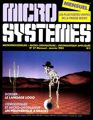 Micro Systèmes n°27 janvier 1983