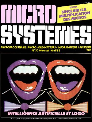 Micro Systèmes n°30 avril 1983
