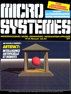Micro Systèmes n°32 juin 1983