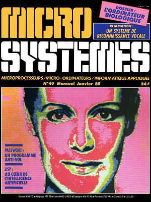 Micro Systèmes n°49 janvier 1985