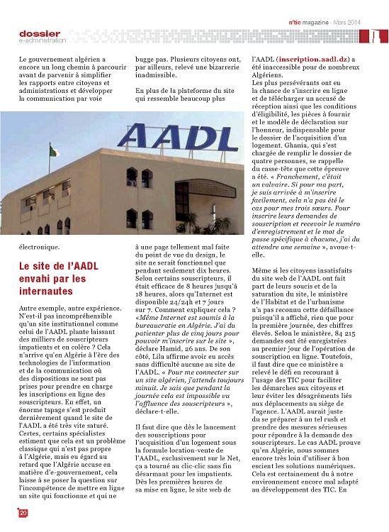 AADL SUR TÉLÉCHARGER PDF LHONNEUR DÉCLARATION 2013