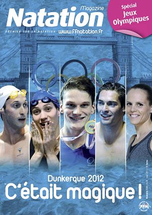 Natation Magazine n°134 avril/mai 2012