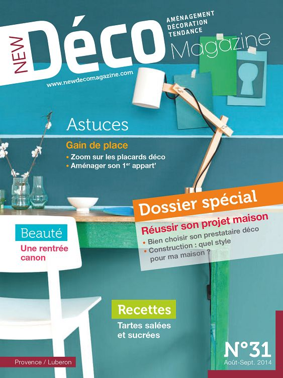 d coration int rieur maison 1001mags magazines en pdf 1 et gratuits. Black Bedroom Furniture Sets. Home Design Ideas
