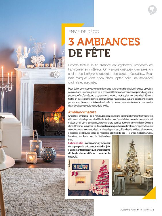 Magazine dcoration d intrieur grce with magazine for Magazine decoration interieur