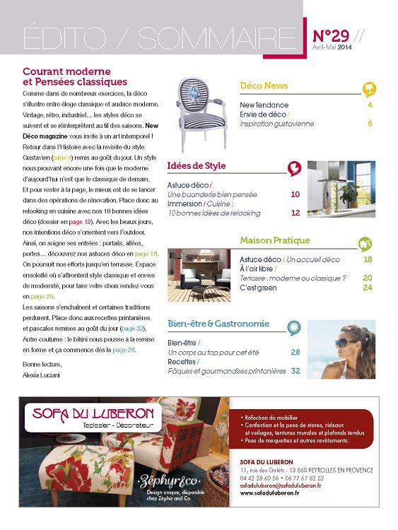 magazine deco maison pdf gratuit new d co magazine n 30. Black Bedroom Furniture Sets. Home Design Ideas
