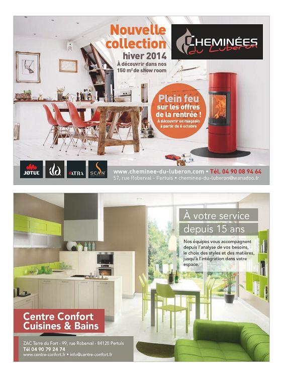 New d co magazine n 32 oct nov 2014 page 2 3 new - Magazine deco maison gratuit ...