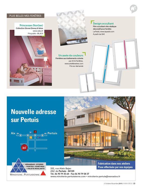 New d co magazine n 3 mars 2011 page 1 new d co - Magazine deco maison gratuit ...